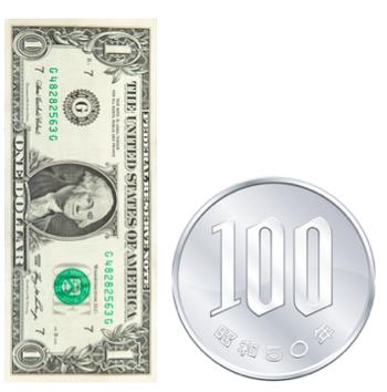 【悲報】アベノミクスで1ドル=50円くらいになり円の価値が落ちるwwwwwwwwwwwwwwww