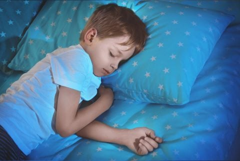 子供は「早く起きなさい!遅刻するよ!」と起こすよりこうやって起こす方がイイ  のサムネイル