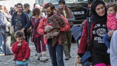 難民認定率1%