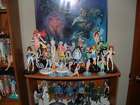 おもちゃのコレクション