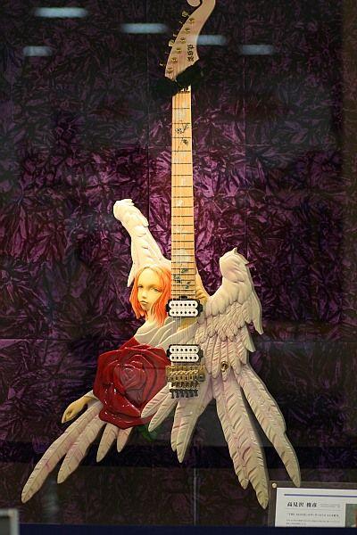 高見沢のギターコレクション