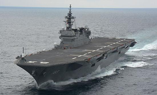 日本は空母を保有する気か・・・「わが国の空母に挑戦する気か?」 中国で懸念の声高まる