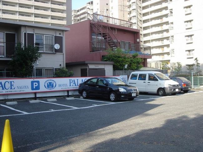 駐車が苦手な人でも確実にまっすぐ停められる方法wwwwwwwwwwwwwwwwwwwwwwwww