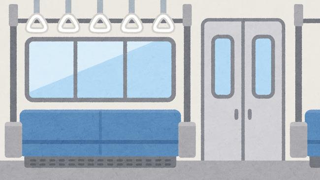 阪急さんの座席を使った避難方法