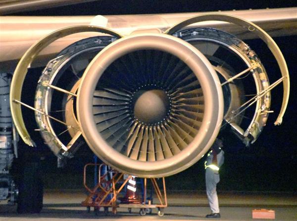 【悲報】日航機から落下の金属片はエンジンの部品と確認 重大インシデントと認定wwwwwwwwwwwwwwwwwww