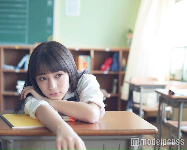 大友花恋さんのポートレート