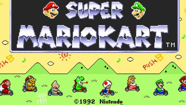 Super-Mario-Kart