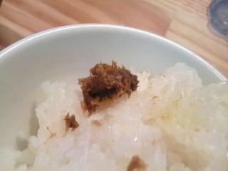 20140426夕食フキミソ