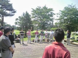 20140524昭和の森オリエンテーション