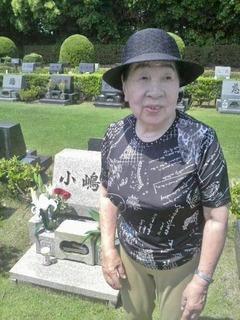 20140601墓参り母