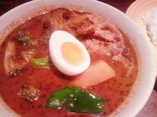 20140716堀井スープカレーポーク