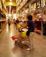 IKEA倉庫