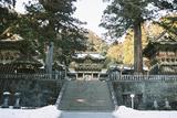 雪の日光東照宮03