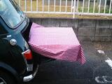 ミニクーパー用テーブル21