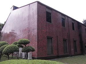 ニッカウヰスキー宮城峡蒸留所の建物