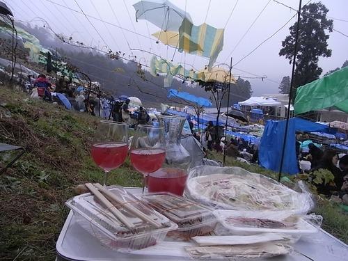 ココファームワイナリー収穫祭2011年