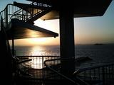 千葉県富津岬富津公園4-展望台からの眺め