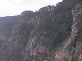 急激な崖1