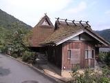 茅葺き屋根1