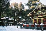 雪の日光東照宮05