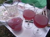 しぼりたてワイン赤