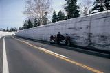 雪の壁 八幡平樹海ライン3