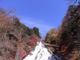 湯滝観瀑台からの眺め03