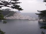 御台場展望台からの浄土ヶ浜の眺め3