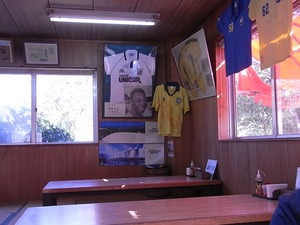 ブラジル食堂の店内2 hspace=