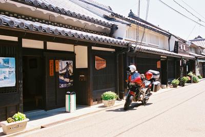 今井町の町並み21