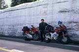 雪の壁 八幡平樹海ライン1