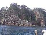 岩場の風景2