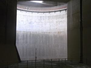 首都圏外郭放水路庄和排水機場 地底探検ミュージアム龍Q館 地下回廊巨大竪坑2