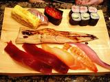 流れる魚がし鮨11