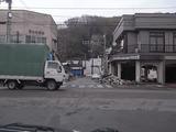 被災した釜石市街の様子5