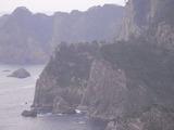 急激な崖2