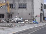 被災した陸前山田の光景6