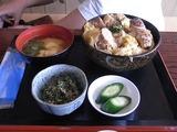 イカメンチ丼