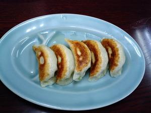 佐野ラーメン コムギの餃子