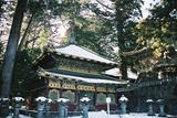 雪の日光東照宮10