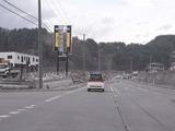 被災した陸前山田の光景2
