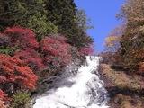 湯滝観瀑台からの眺め04