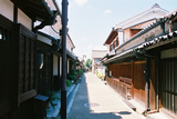 今井町の町並み09