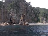 岩場の風景1