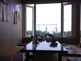 窓の外は日本海