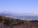 日本平展望台からの眺め2