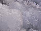 すじこのような氷