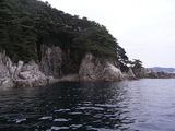 浄土が浜の奇形岩たち3