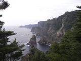 北山崎第二展望台からの眺め2