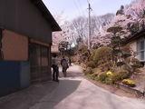 浪岡邸の入口2